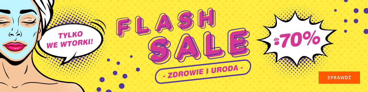 Flash Sale do -70%