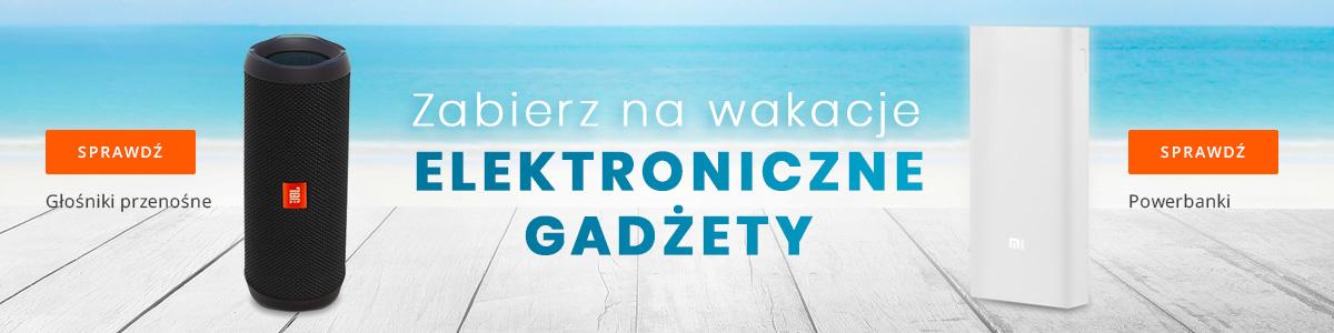 Elektroniczne gadżety
