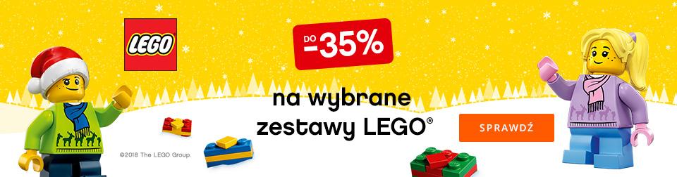 LEGO Najlepsze prezenty na Święta