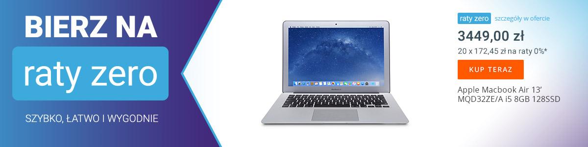 Laptopy na raty 20x0%
