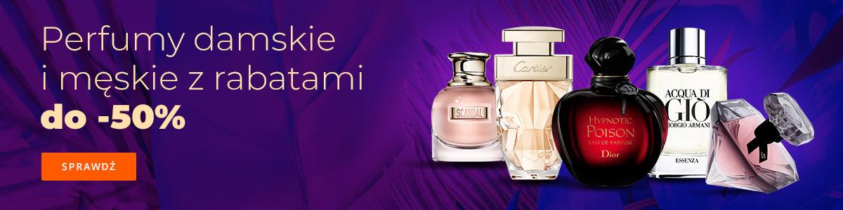 Perfumy w supercenach