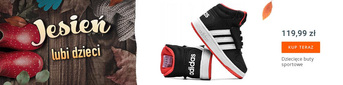 Buty sportowe na jesień