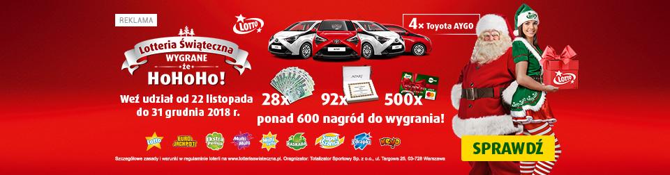 Lotteria Świąteczna