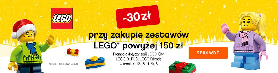 Klocki LEGO® - 30zł