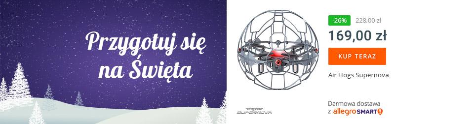 Dron - teraz taniej