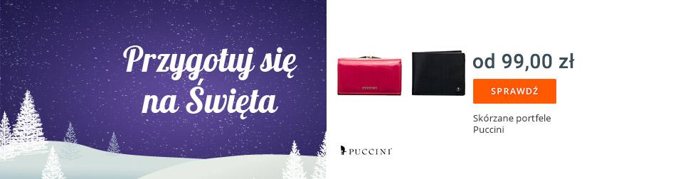 Portfele Puccini