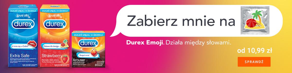 Durex Emoji