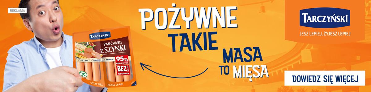 Parówki Tarczyński