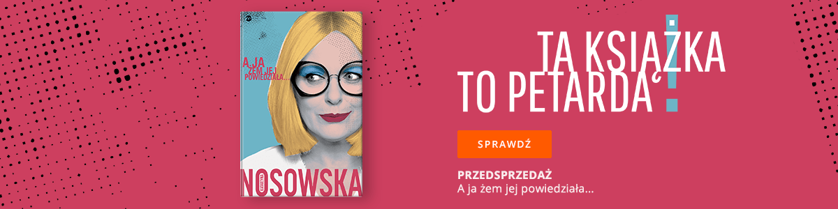 Katarzyna Nosowska książka