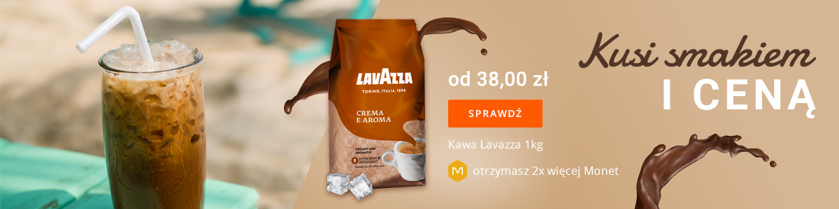 Lavazza już od 38 zł