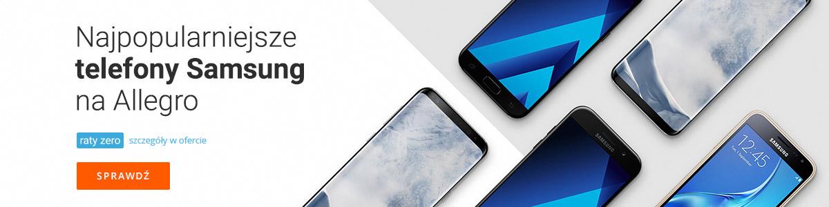 Telefony Samsung na Allegro