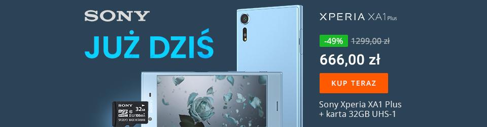 Promocja Sony Xperia