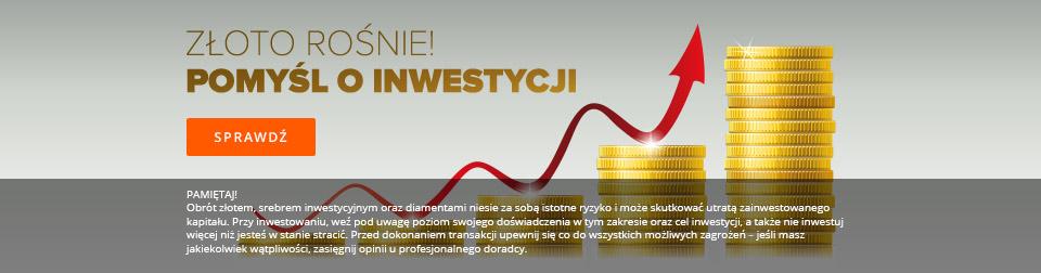 Produkty inwestycyjne