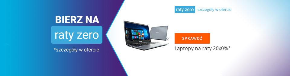 Laptopy na raty