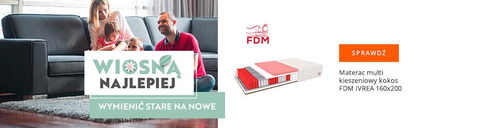 Materac FDM IVREA