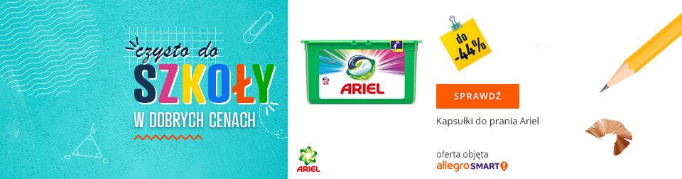 Ariel do -44%