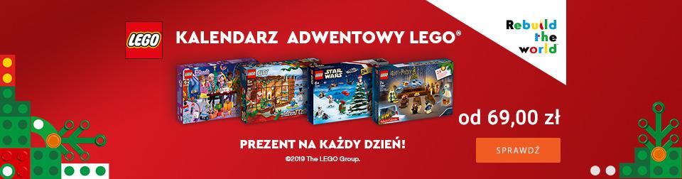 LEGO Kalendarze