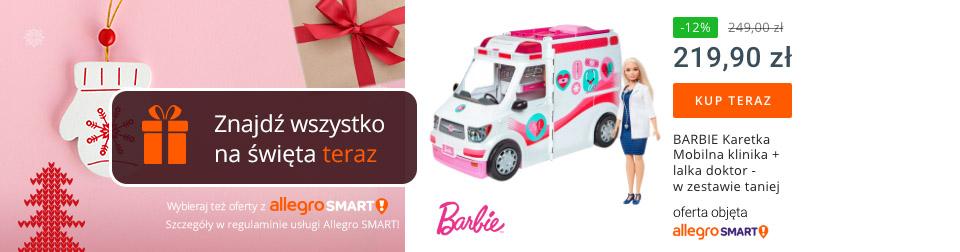 Zestawy Barbie
