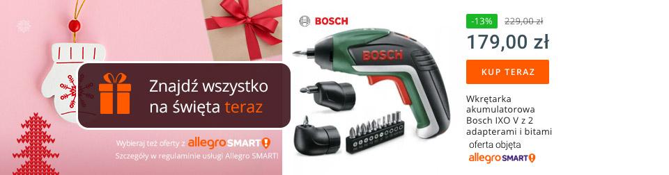 Wkrętarka Bosch