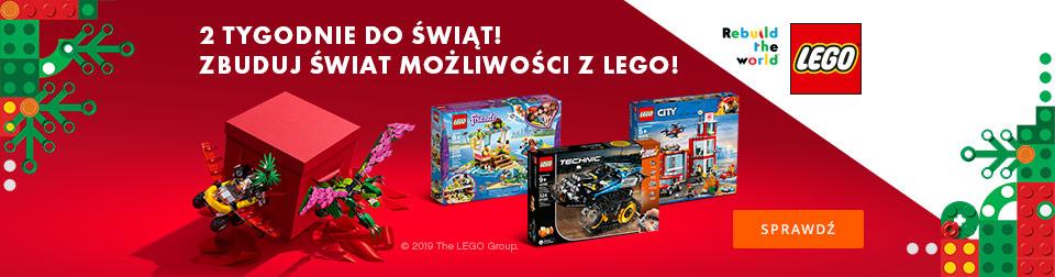 LEGO na święta