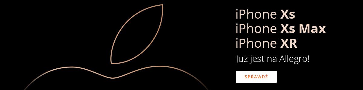 Najnowsze iPhone'y
