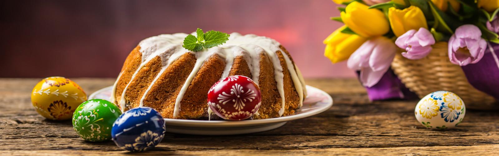 tradycyjne ciasta wielkanocne