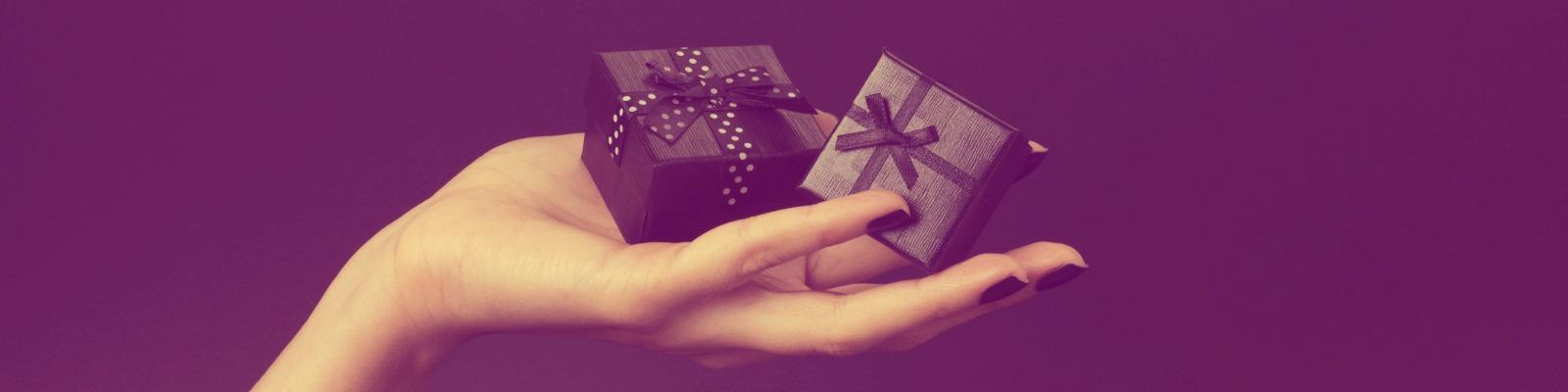 strefa prezentów