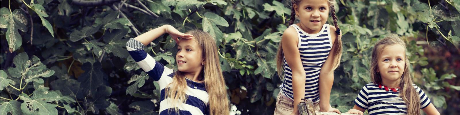 Dziecięca moda wakacyjna