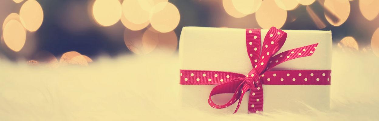 strefa prezentów - mikołajki
