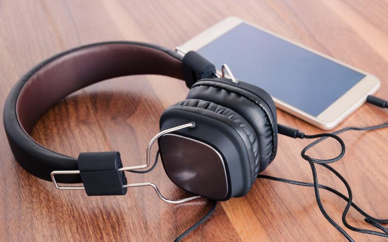 smartfon audio