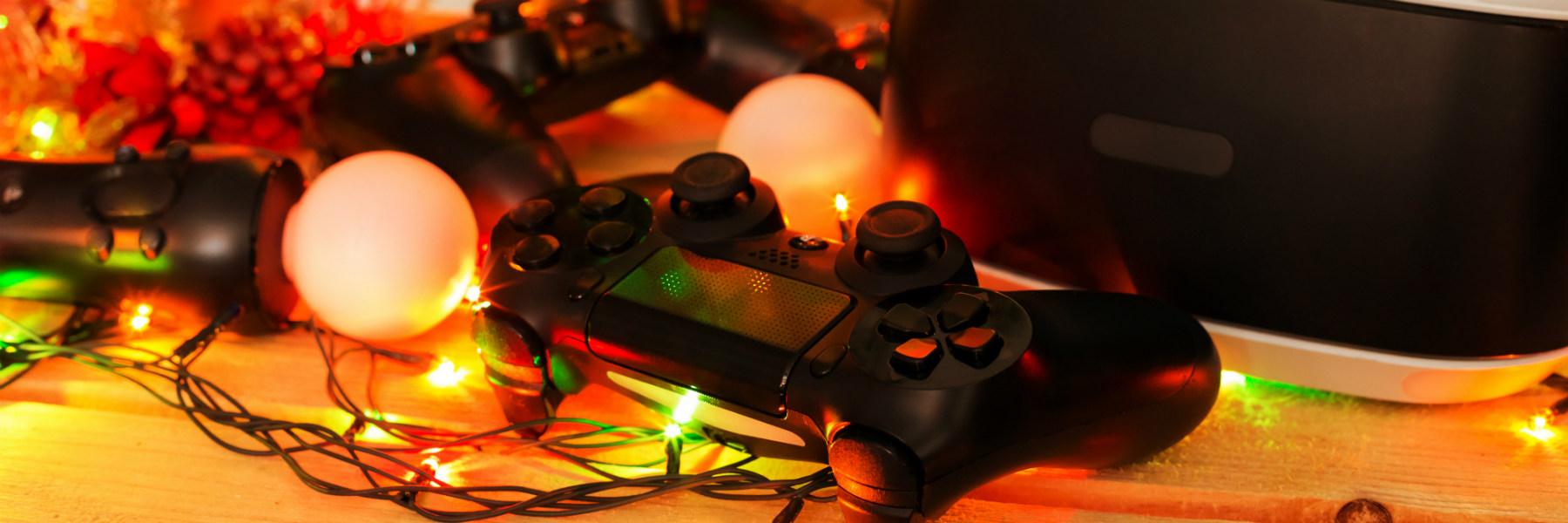 zestaw gamingowy pod choinke