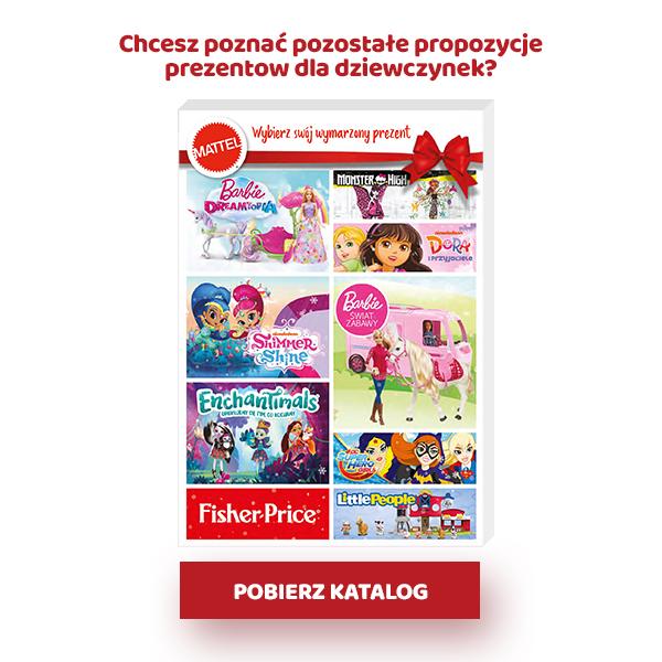 Katalog zabawek dla dziewczynek
