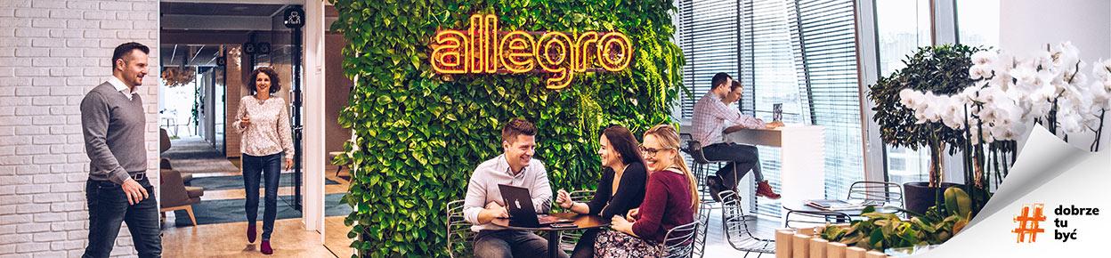 Znajdź miejsce dla siebie w Allegro