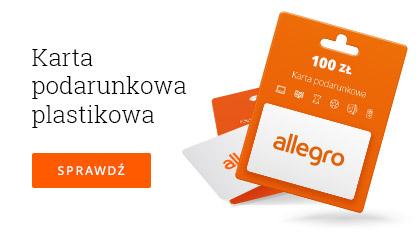 e6c126c8e14870 Karty podarunkowe Allegro - idealny prezent dla każdego!