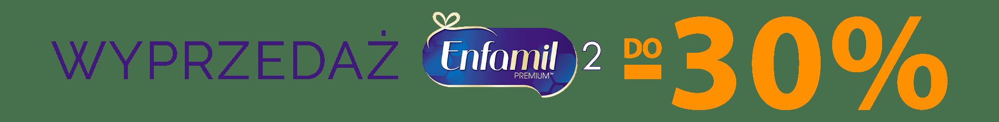 Wyprzedaż Enfamil