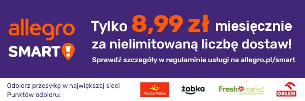Allegro Smart Darmowa Dostawa Poprzez Poczte Polska I Punkty Odbioru