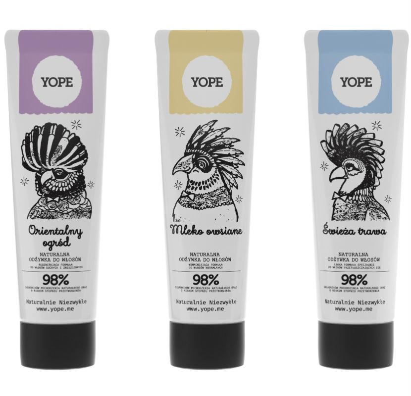 odżywka yope