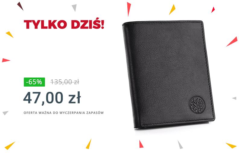 Czerwcowa Mega Wyprzedaż - Oferta Dnia - portfel_desktop
