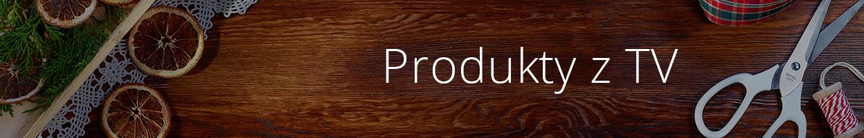produkty z tv