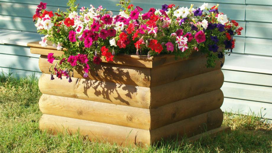 Doniczki Drewniane Do 150 Zł Allegropl