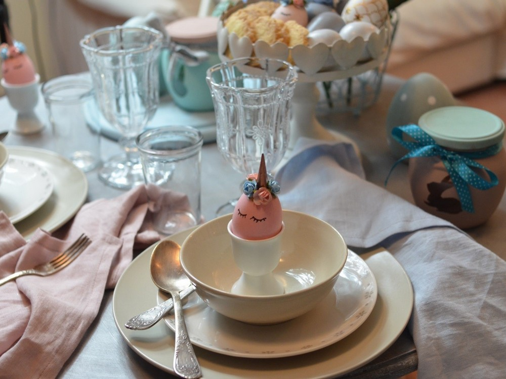 Veľkonočný stôl 4
