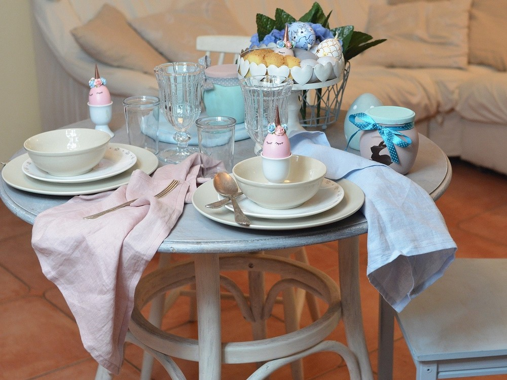 Veľkonočný stôl 6