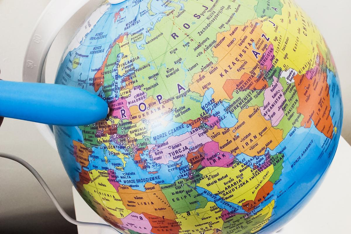 fotografiu číslo 6 môžete ukázať svoje kontinenty