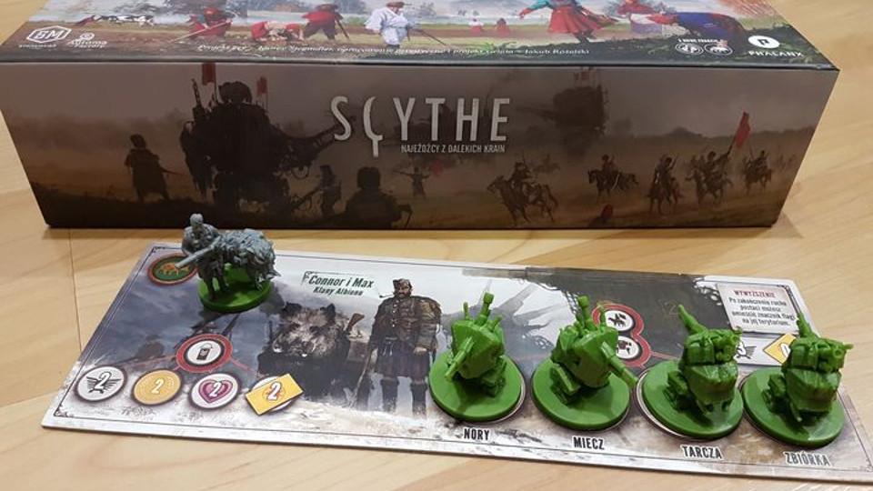 scythe najezdzcy z dalekich krain 4