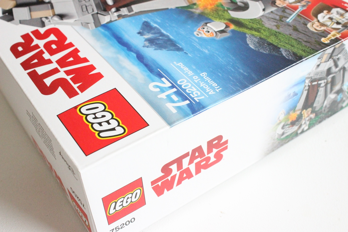 lego set 75200 box