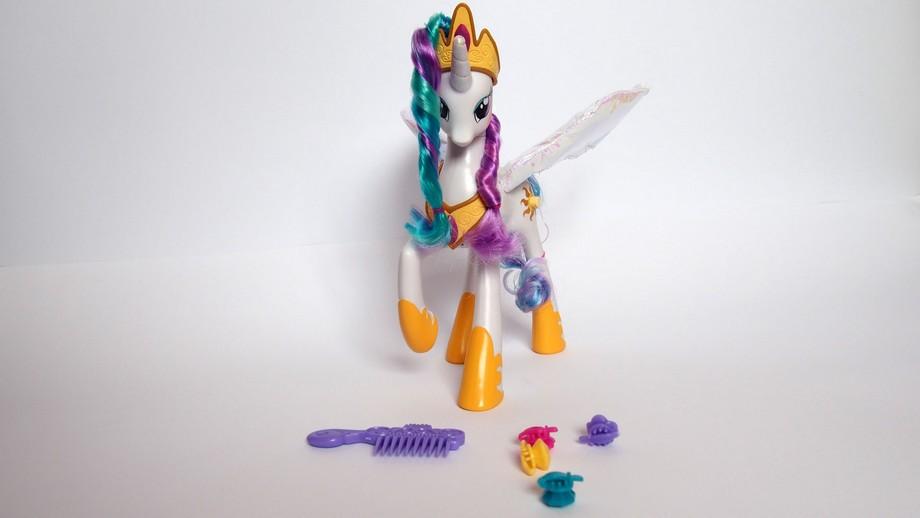 Princezná Celestia 9