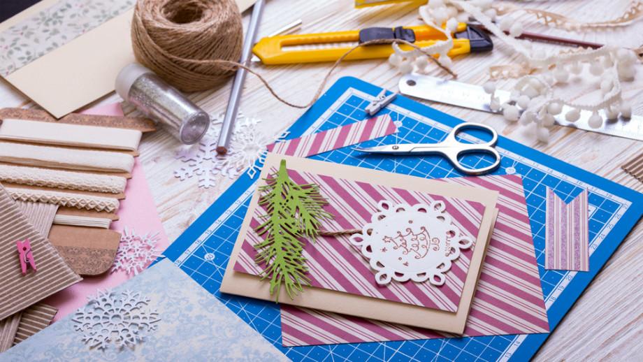Christmas Scrapbooking accessories 2