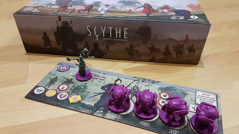 scythe najezdzcy z dalekich krain 3