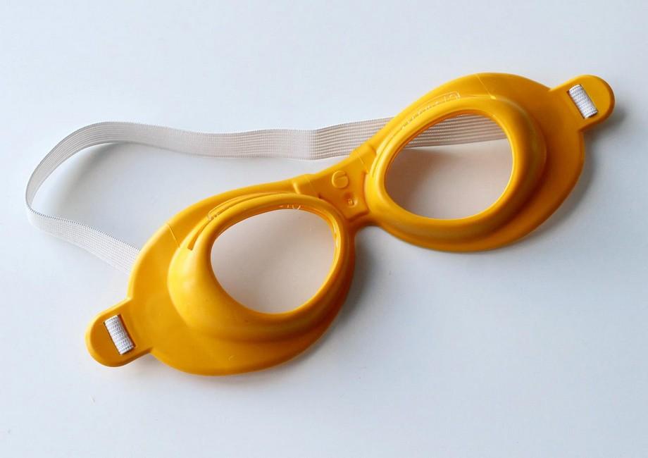 ochranné okuliare proti kopírovaniu