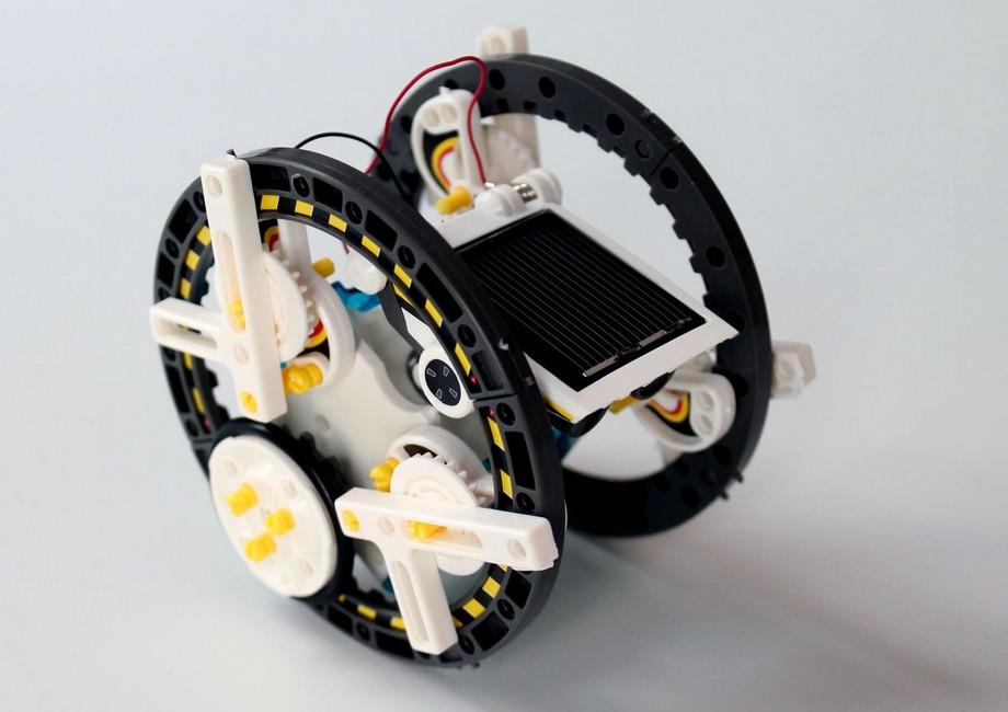 prebiehajúca kópia robota